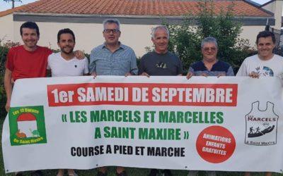 Les Marcels à Saint-Maxire